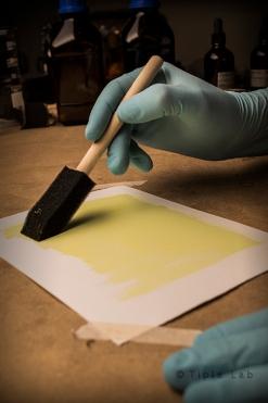 Emulsionado del Papel