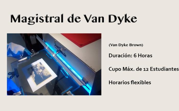 Icono magistral Van Dyke