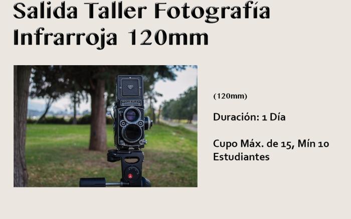 Icono Salida infrarrojo 120mm