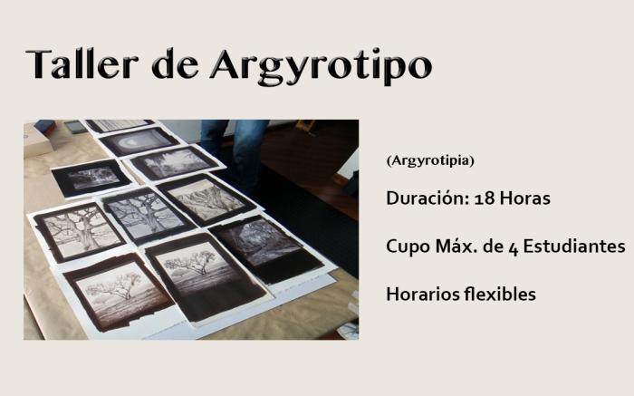 Icono taller Argyrotipo