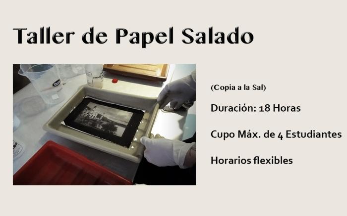Icono taller Papel Salado