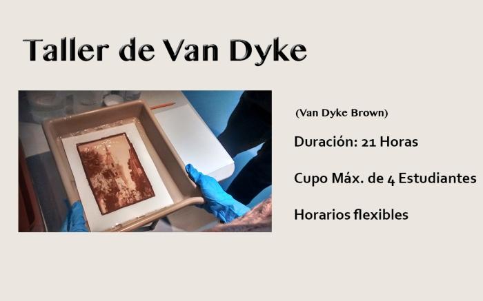 Icono taller Van Dyke 21