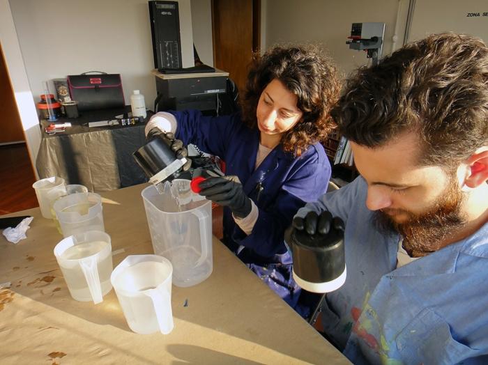 Curso laboratorio avanzado analogo tipia lab DSC08821