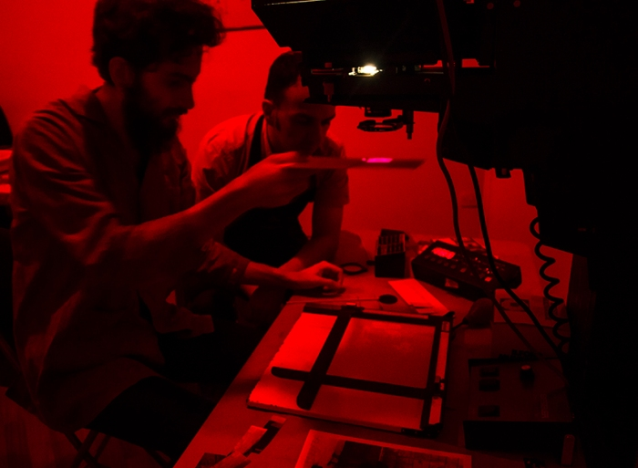 laboratorio avanzado