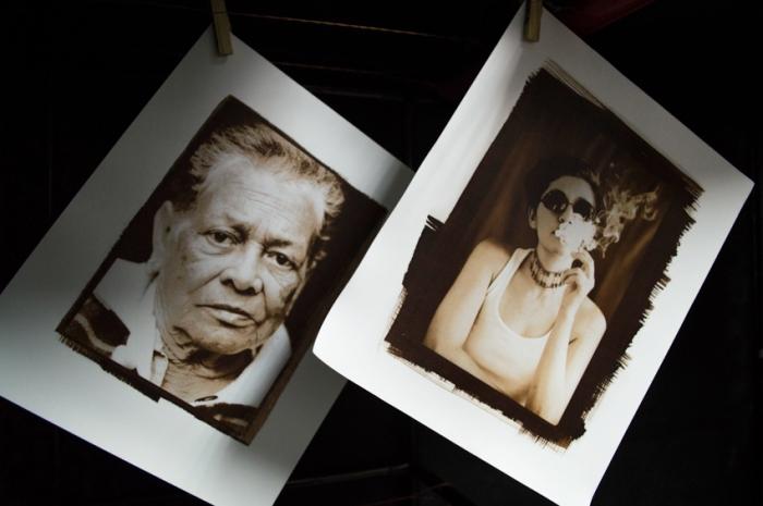 Kallitipo, kalitipo Hahnemuehle, Tipia Lab, talleres y cursos de fotografia analoga y procesos antiguos en bogota colombia