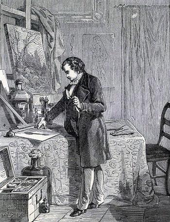 Louis_Daguerre_laboratoire