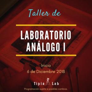 Analogo diciembre 2018